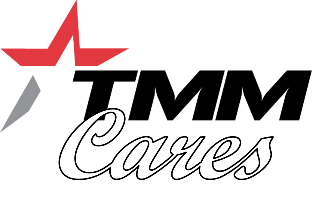 TMM Cares Logo