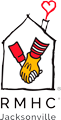 Ronald McDonald House Charities Jacksonville Logo
